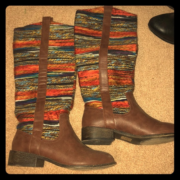 Bakers Shoes - Knee high boots